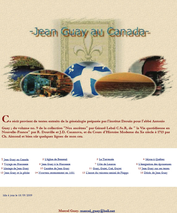 jean guay au canada