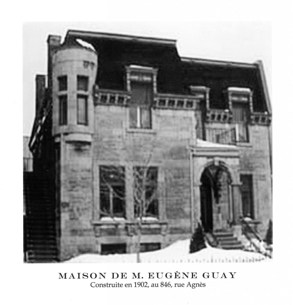 maison Eugene Guay