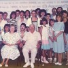 FAMILLE DE ROSAIRE VEILLEUX Lors de leur 50e anniversaire