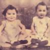 Photo des jumeaux Jean-Louis Veilleux et Jules-Aimé Veilleux
