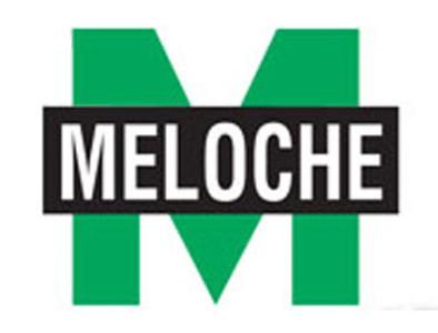 meloche logo