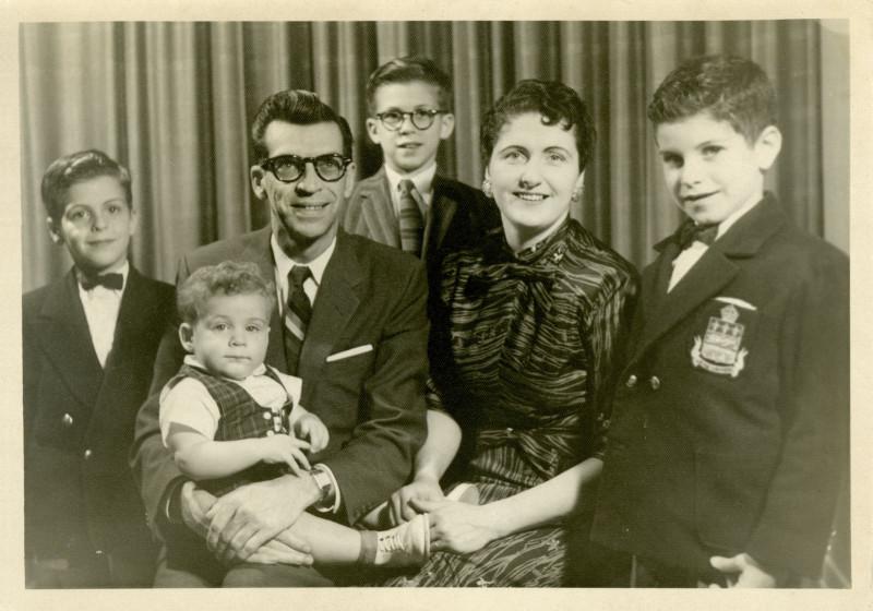 Meloche - Dec 1956