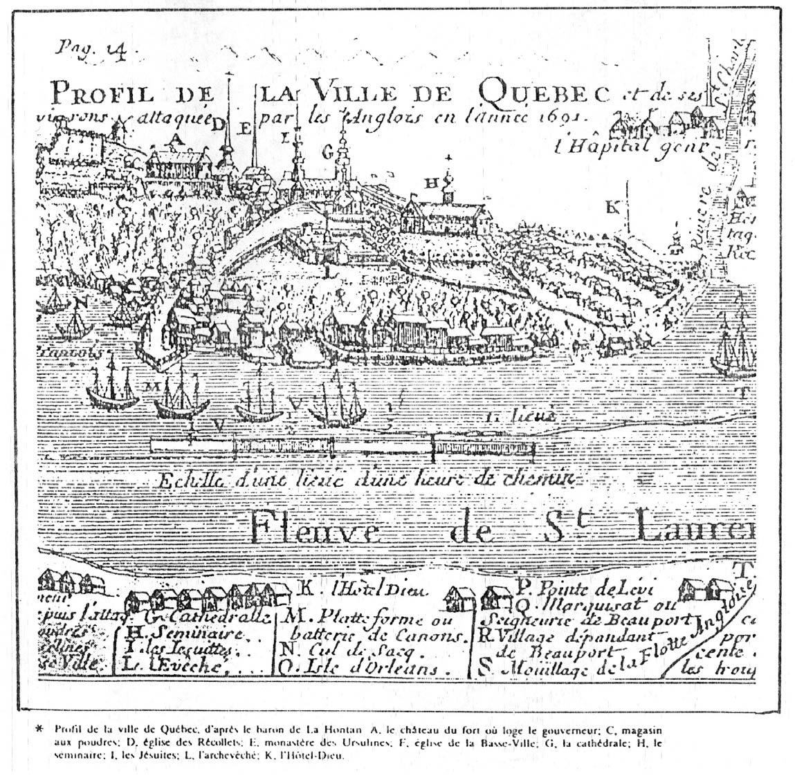 Quebec 1690