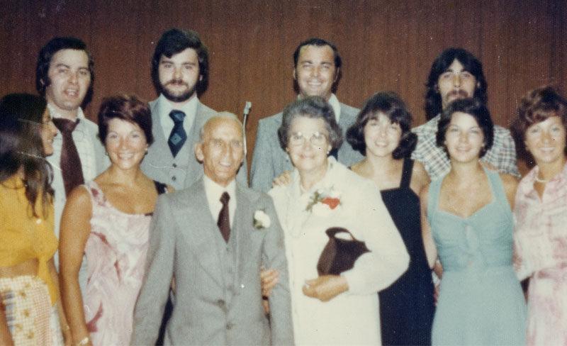 Les Lamontagne - années '70