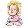 Marilou, la mère qui adore un peu trop son travail